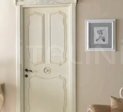 AIX EN PROVENCE 7016/QQ with Aix en Provence archway Antique-effect RAL 9010 Decape with wax finish Classic Wood Interior Doors