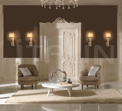 PALAZZO REALE con intagli 1032/QQ/INT casing with cyma Palazzo Reale Classic Wood Interior Doors
