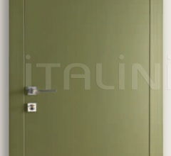 Giudetto FP 1011/QQ  Matte lacquered RAL 6012. Modern Interior Doors
