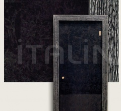 Giudetto Glass 1900V/QQ/VB Type B glass (layered with silver foil). Modern Interior Doors