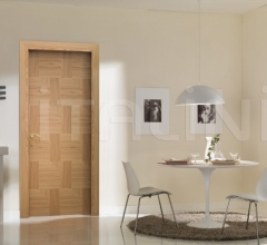 Giudetto Patch 1011/QQ/PW2 Natural patchwork elm (type 2). Modern Interior Doors