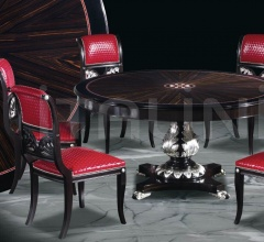 A 953 Round Dining Table