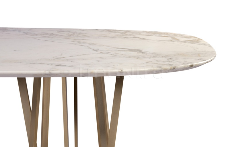Стол обеденный For Hall Table Oval Paolo Castelli