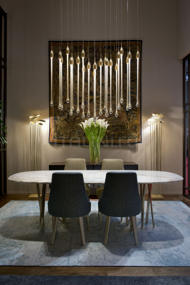 Люстра Allure Chandelier Paolo Castelli