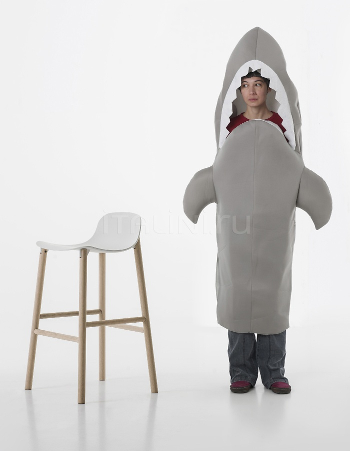 Барный стул Sharky Stool Kristalia