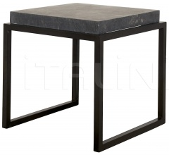 Side Table with Black Marble Top AI-65BM