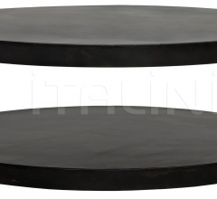 QS Eclipse Oval Coffee Table GTAB132MT