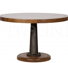 "Yacht Dining Table with Cast Pedestal, 48"" GTAB493MT-48"