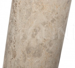 Cliff Stool, Small, White Marble AM-197S