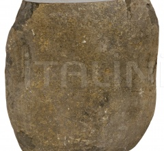 Boulder Riverstone Stool AM-212RS