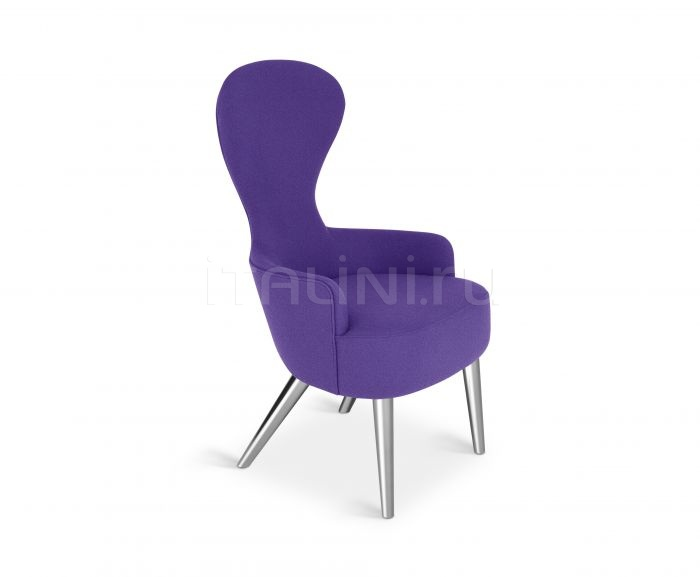 Стул WINGBACK DINING CHAIR Tom Dixon