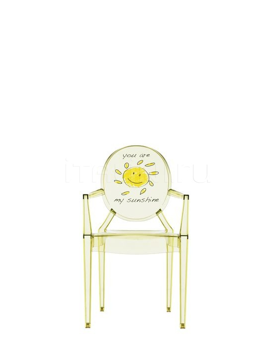 Кресло Lou Lou Ghost Special Edition Kartell