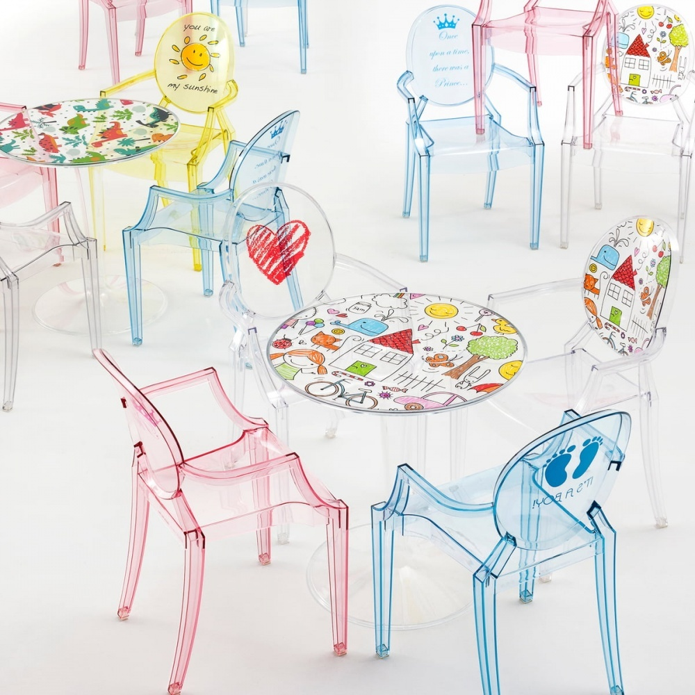 Столик TipTop Kids Kartell