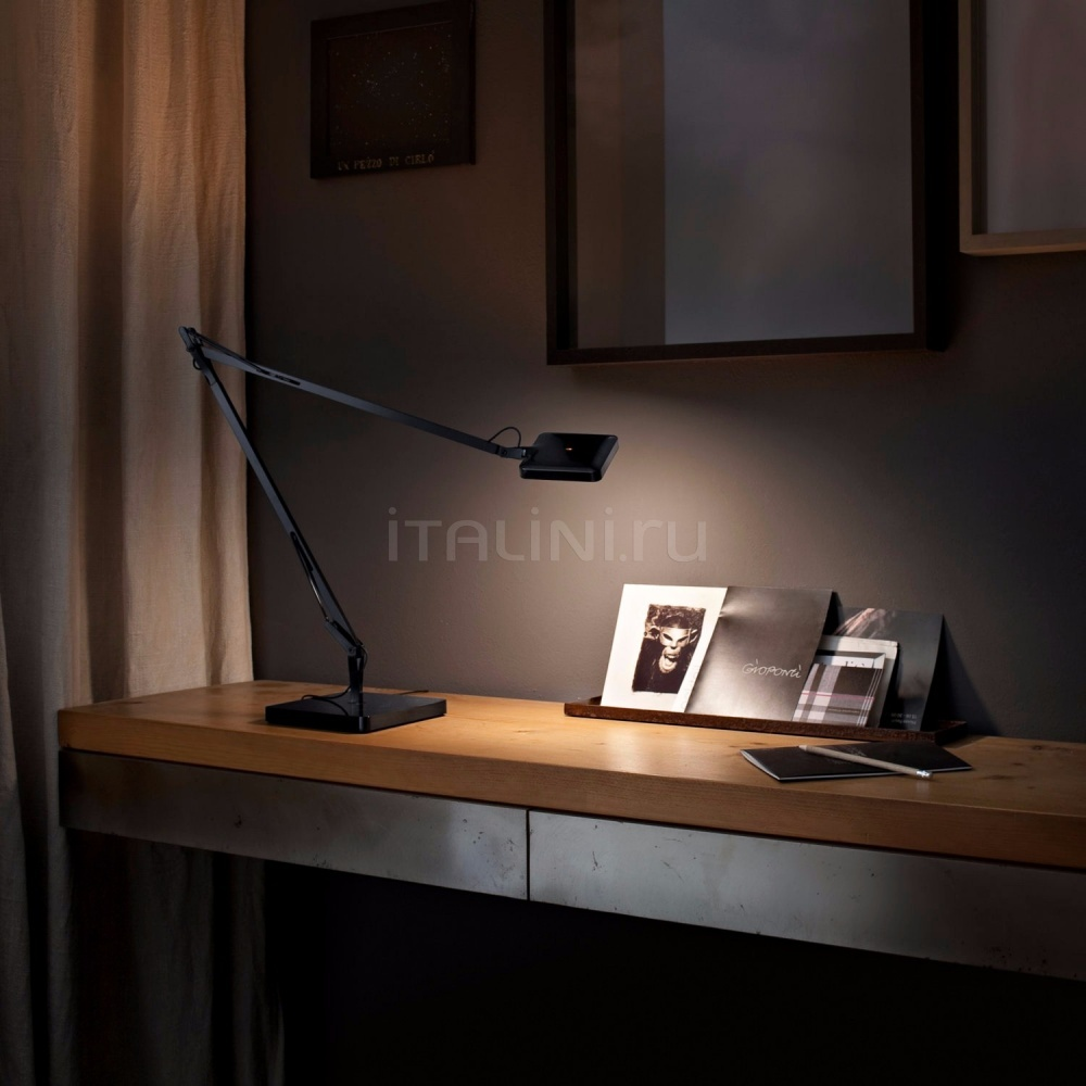 Настольный светильник Kelvin Led Desk support (visible cable) Flos
