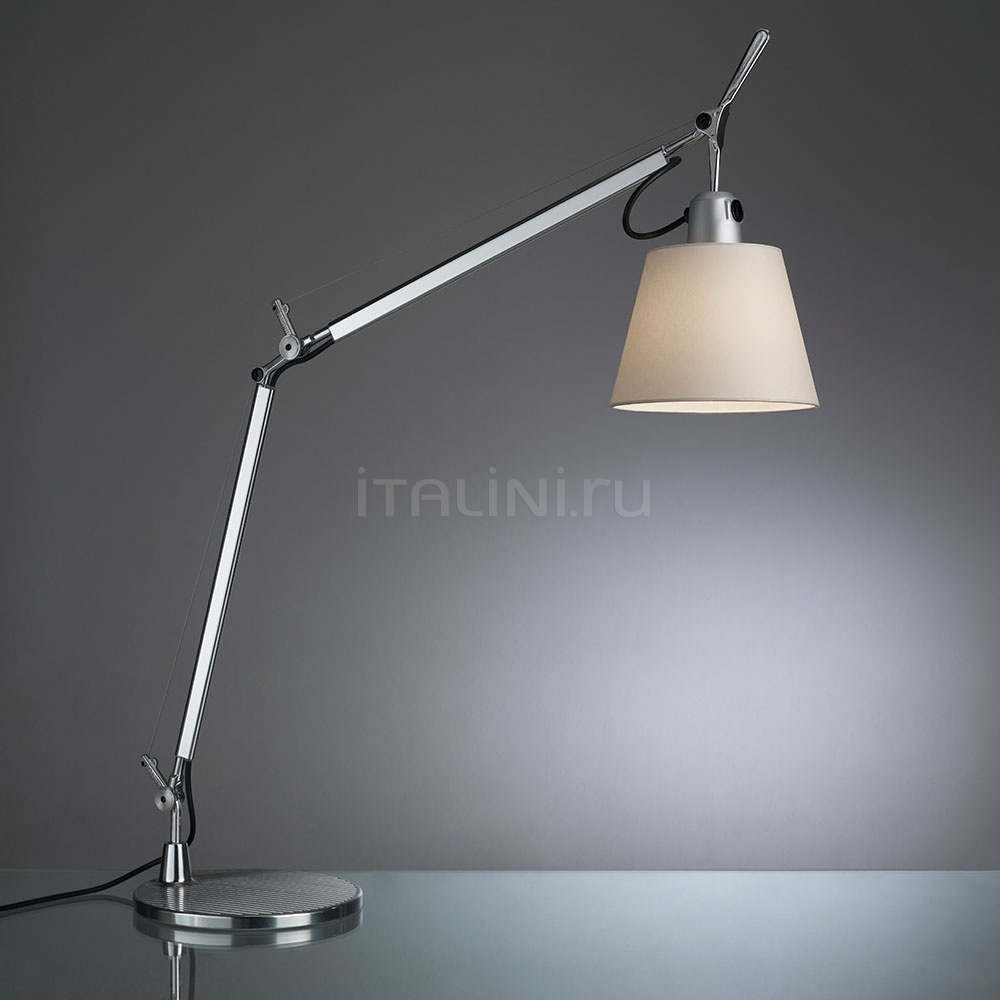 Настольная лампа Tolomeo Basculante Table Artemide