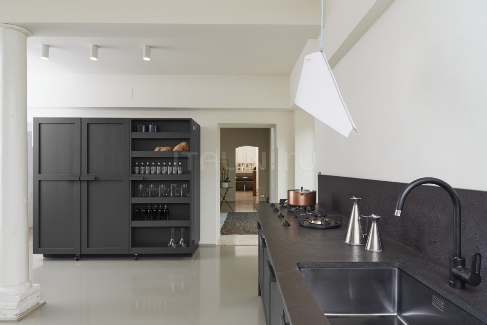 Кухня Metalwood Key Cucine