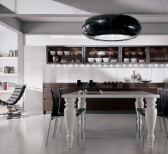 Кухня Contempora Rovere фабрика Aster Cucine